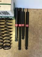"""Комплект 4шт. амортизаторов KYB для лифта 2-3"""" Suzuki Jimny JB23/33/43. Suzuki Jimny, JB33W, JB23W, JB43W"""