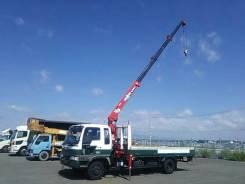 Hino Ranger. Hino ranger high jack crane, 7 400 куб. см., 5 000 кг.