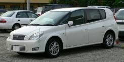 Toyota Opa. ZCT10 AZT10, 1ZZ 1AZ