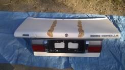 Крышка багажника. Toyota Corolla, CE90, AE91, AE95, EE90