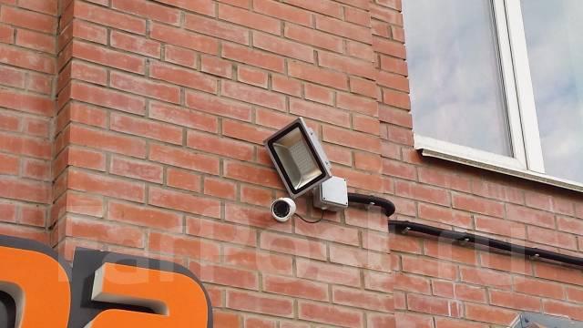 Монтаж и обслуживание систем видеонаблюдения. Выгодные цены!