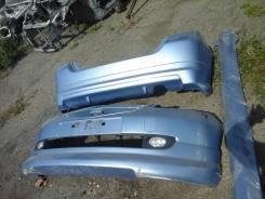 Обвес кузова аэродинамический. Honda Fit, GD1