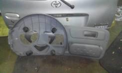 Обшивка двери багажника. Toyota Funcargo, NCP21, NCP25, NCP20