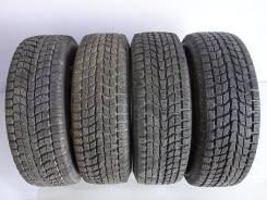 Dunlop SP 70. Зимние, без шипов, 2013 год, износ: 10%, 4 шт