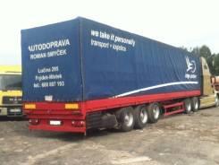 Panav. Полуприцеп NV35PK, 2002г. в.,, 35 000 кг.