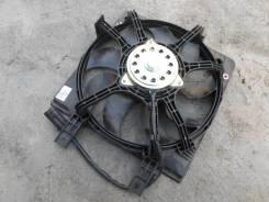 Вентилятор охлаждения радиатора. Лада Приора