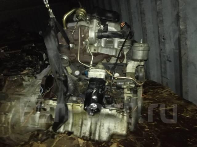 Двигатель VW Transporter T4 Транспортер Т4