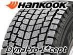 Hankook DynaPro i*cept RW08. Зимние, без шипов, 2012 год, без износа, 4 шт