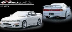 Обвес кузова аэродинамический. Toyota Carina ED, ST202