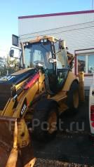 Caterpillar 428E. Продаётся погрузчик-экскаватор CAT 428E, 1,20куб. м.