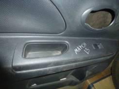 Кнопка стеклоподъемника. Nissan March, K13, NK13