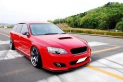 Бампер. Subaru Legacy B4, BL5, BLE Subaru Legacy, BL5, BLE