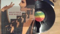 JAZZ! Билли Филд / Billy Field - Bad Habits - JP LP 1981