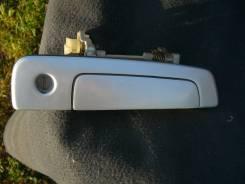 Ручка двери внешняя. Mitsubishi Dingo, CQ1A Двигатель 4G13