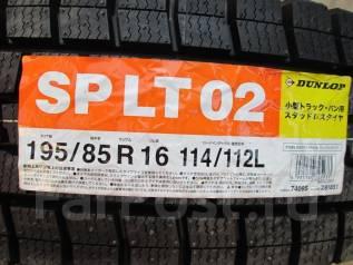 Dunlop SP LT. Зимние, без шипов, 2015 год, без износа, 4 шт