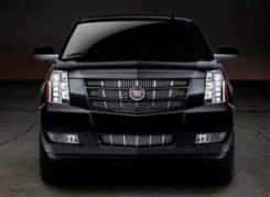 Глушитель. Cadillac Escalade, GMT900 Двигатели: L92, L94, LZ1
