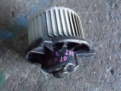 Мотор печки. Toyota Vitz, NCP10 Двигатель 2NZFE