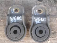 Крепление радиатора. Nissan Stagea, WGNC34