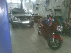 Honda CBR 1100XX. 1 100 куб. см., исправен, птс, без пробега