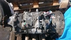 Механическая коробка переключения передач. Isuzu Giga Двигатель 10PE1