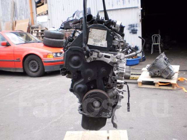 Двигатель в сборе. Citroen: C2, Berlingo, C5, Xsara Picasso, C3 Picasso, C4 Picasso Peugeot: 207, 206, 307, 1007, 308 Двигатель DV6TED4. Под заказ