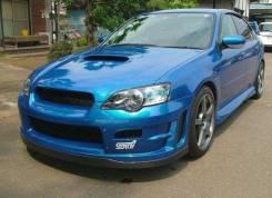 Бампер. Subaru Legacy, BL, BLE, BL5, BP, BL9