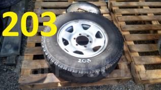 Продам колесо 215/70/15. 5.5x15 6x139.70 ЦО 110,0мм.