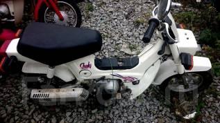 Honda Chaly. 50 куб. см., исправен, птс, без пробега