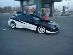 Обвес кузова аэродинамический. Toyota Celica. Под заказ