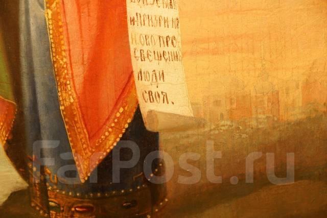 Икона Святого Равноапостольного Вел. Князя Владимира, Россия, XIX век. Оригинал