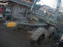 Самодельная модель. Продаётся лесовозный прицеп Роспуск в Тайшете, 10 000 кг.