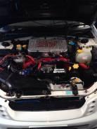 Двигатель. Subaru Impreza WRX STI Двигатели: EJ25, EJ257, EJ20
