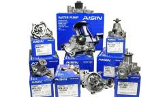 Помпа водяная. Honda: Torneo, Shuttle, Avancier, Inspire, Accord, Ascot Innova, Odyssey, Accord Aerodeck, Prelude, Ascot Двигатели: F23A7, F22B8, F22A...