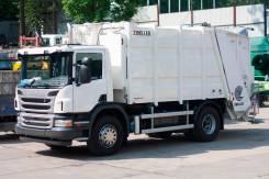 Scania. Мусоровоз , 12 000 куб. см.