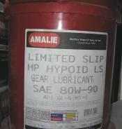 Amalie. Вязкость, 80W90, синтетическое