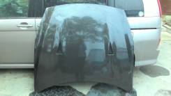 Капот. Nissan GT-R, R35