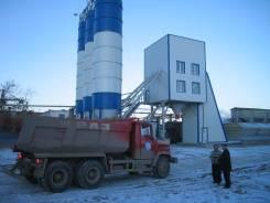 Бетонные заводы. Под заказ