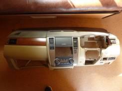 Панель приборов. Nissan Tiida, SC11 Nissan Latio Двигатель HR15DE