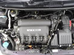 Двигатель в сборе. Honda Fit. Под заказ