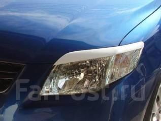 Накладка на фару. Toyota Corolla Axio, NZE141, ZRE141, ZRE142, ZRE143, ZRE144