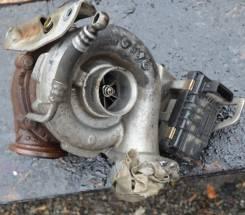 Турбина. BMW X6, E71 Двигатель M57TUE2