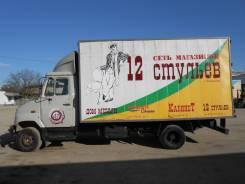 ЗИЛ 5301 Бычок. Продается Зил 5301 ЕО фургон, 4 750 куб. см., 3 225 кг.