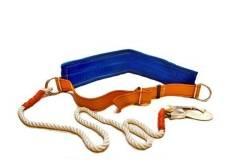 Пояс предохранительный ПП I.В (с канатным стропом)