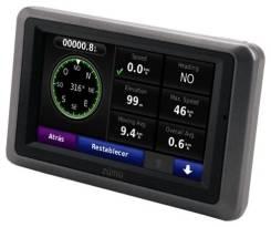Автомобильный навигатор Garmin Zumo 660