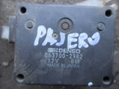 Сервопривод заслонок печки. Mitsubishi Pajero, V26W Двигатель 4M40