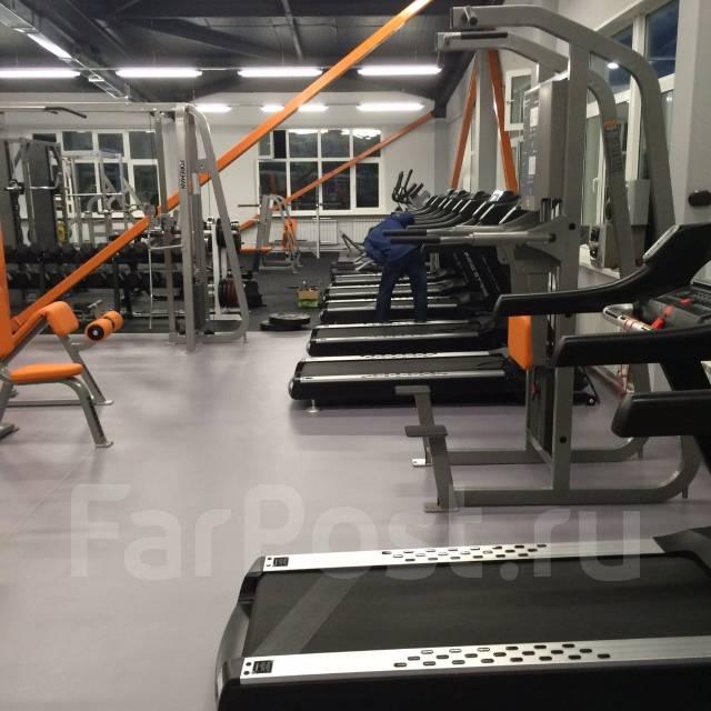 Тренажерный зал с тренером 3200 р/ месяц. Первая тренировка Бесплатная!