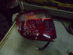 Стоп-сигнал. Toyota Caldina