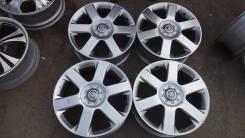 Nissan. 6.5x17, 5x114.30, ET45, ЦО 73,0мм.