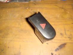 Кнопка включения аварийной остановки. Chevrolet Lanos