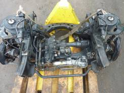 Рулевая рейка. Toyota Hilux Surf, RZN185 Двигатель 3RZFE